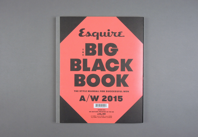 The Esquire Big Black Book # 06