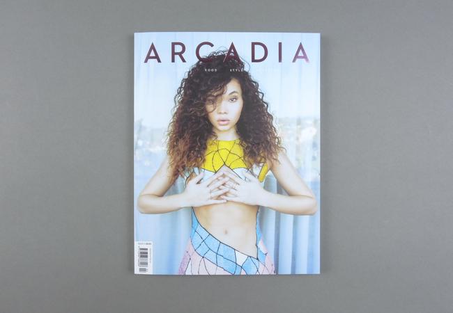 Arcadia # 02