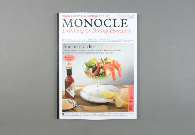 Monocle Drinking & Dining # 01