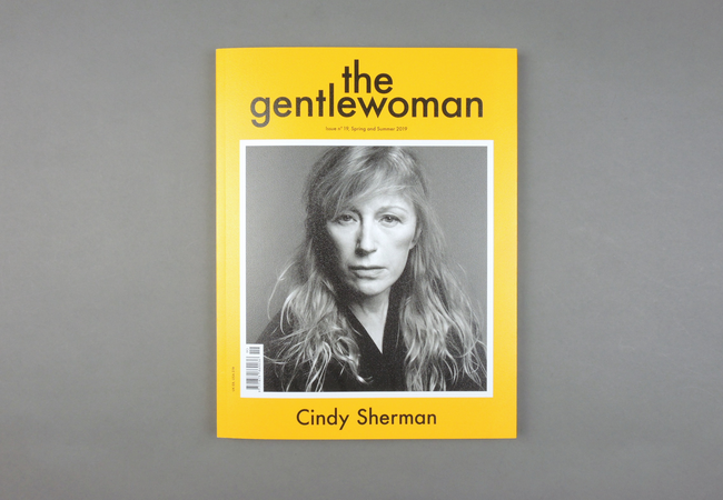 The Gentlewoman # 19