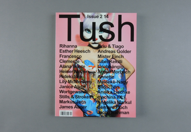 Tush # 35