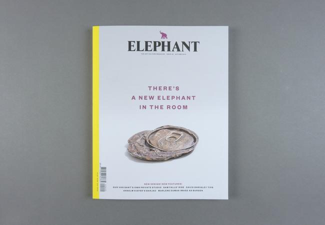 Elephant # 20