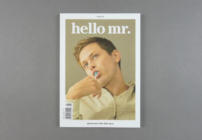 Hello Mr. # 05