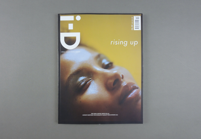 i-D # 342 The New Luxury Issue
