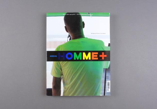 Arena Homme+ # 46