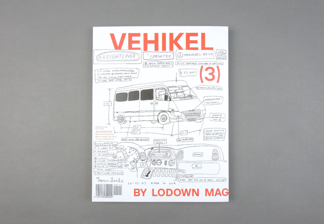 Vehikel (3) by Lodown Magazine