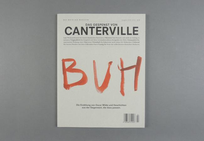 Das Buch als Magazin. Das Gespenst von Canterville
