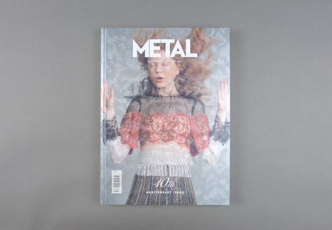 Metal # 35