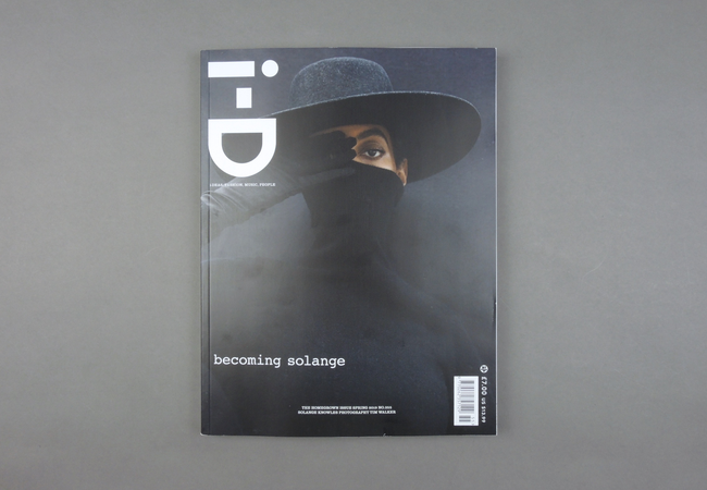 i-D # 355 The Homegrown Issue