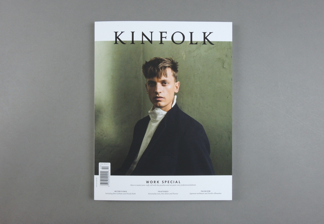 Kinfolk # 22