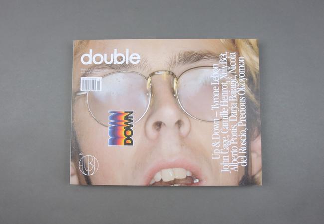 Double # 40