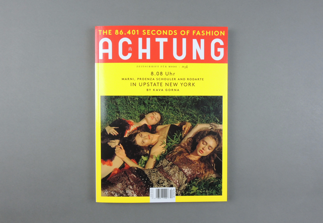 Achtung # 34
