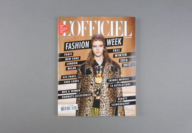 L'Officiel Fashion Week # 12