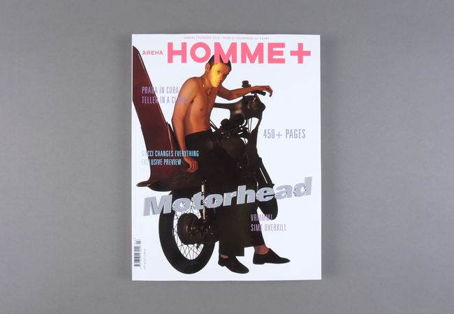 Arena Homme+ # 42