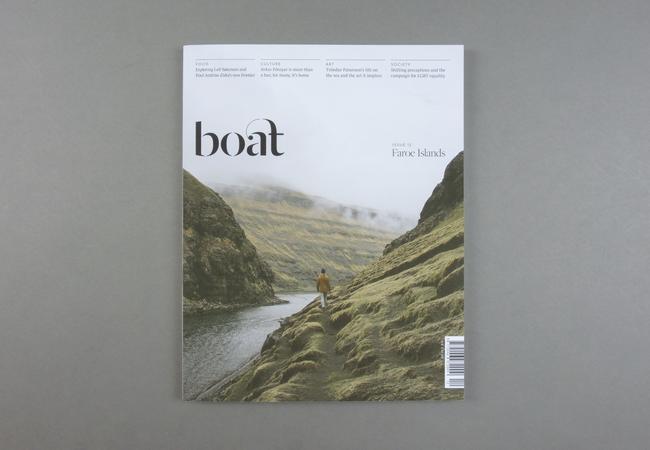Boat # 12