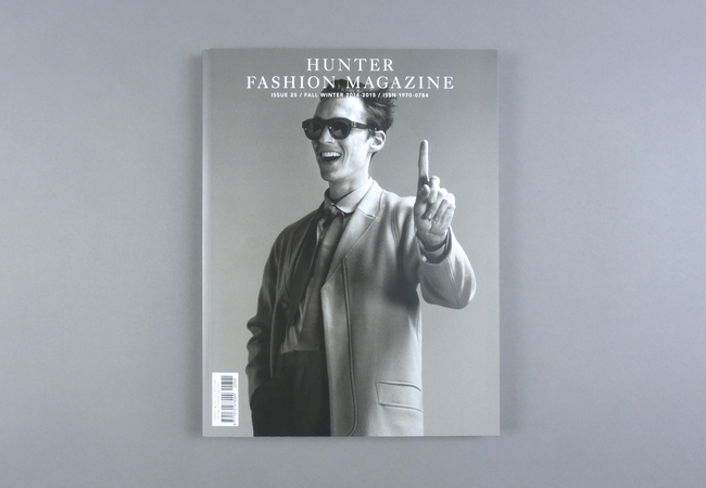 Hunter Fashion Magazine # 25