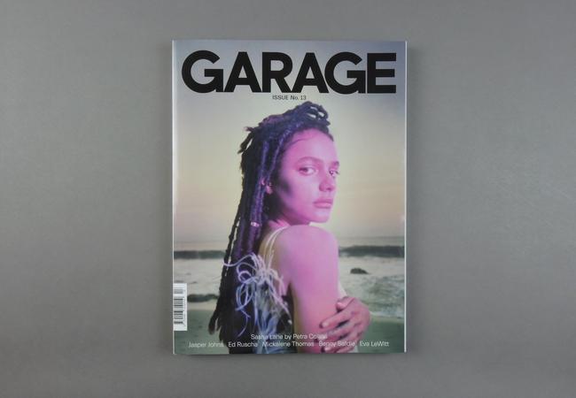Garage Magazine # 13