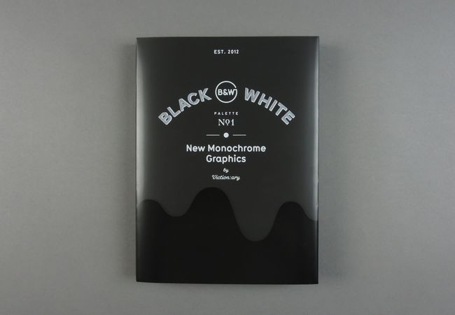 Black & White. New Monochrome Graphics