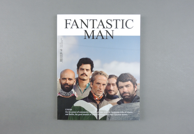 Fantastic Man # 26
