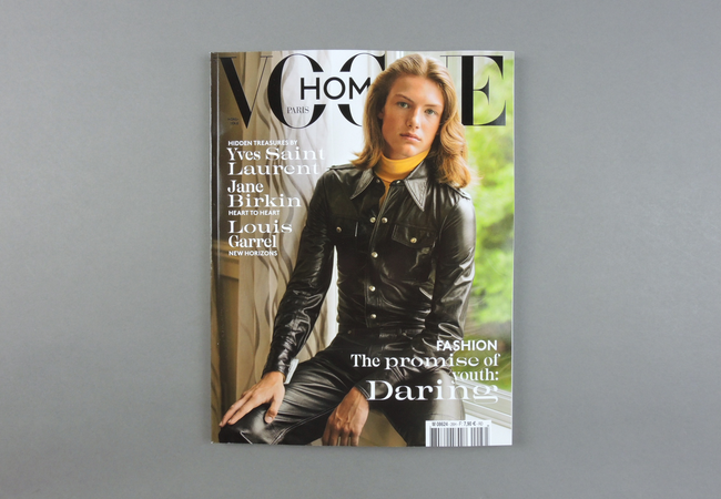 Vogue Hommes # 26