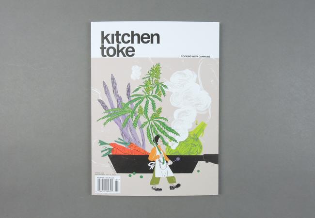 Kitchen Toke Vol. 02 # 01