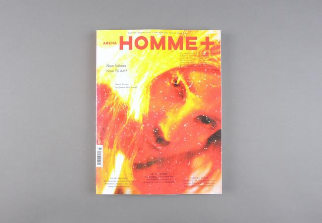 Arena Homme+ # 45