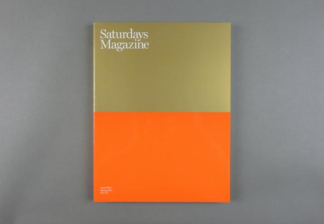 Saturdays Magazine # 04