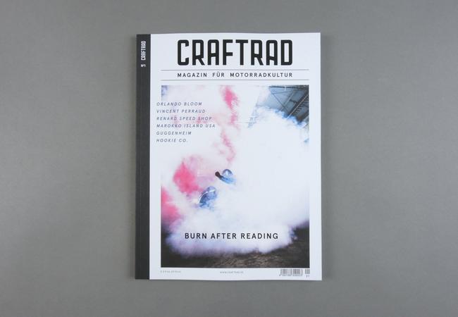 Craftrad  # 01