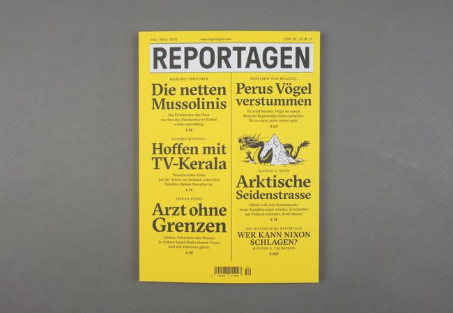 Reportagen # 52