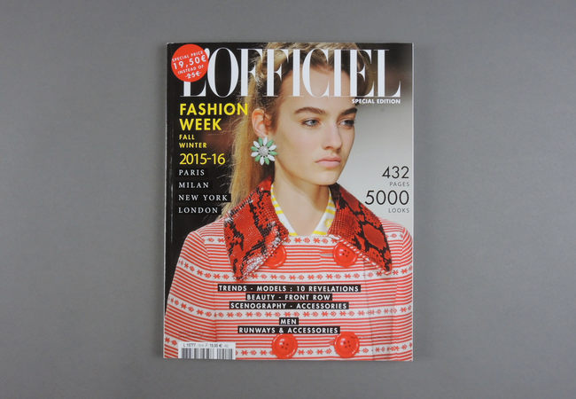L'Officiel Special Edition # 03