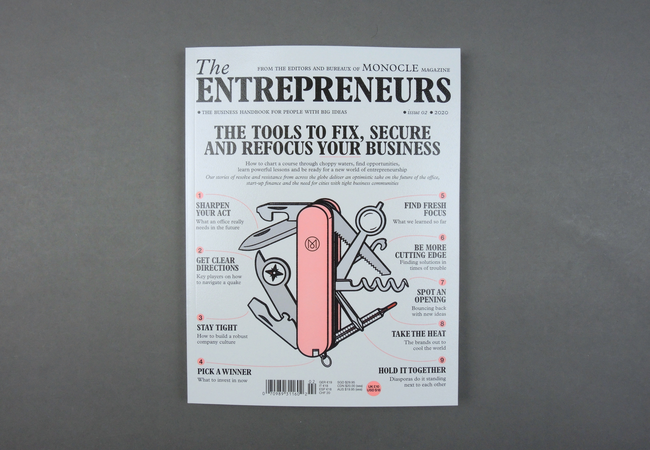 The Entrepreneurs # 02