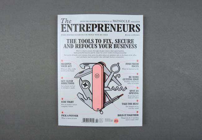 The Entrepreneurs # 02