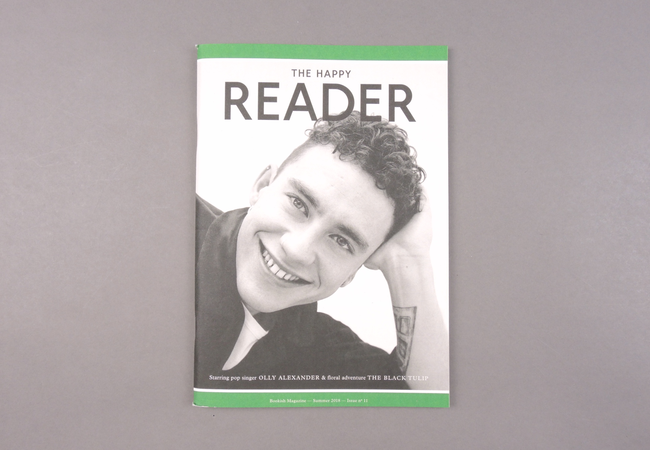 The Happy Reader # 11