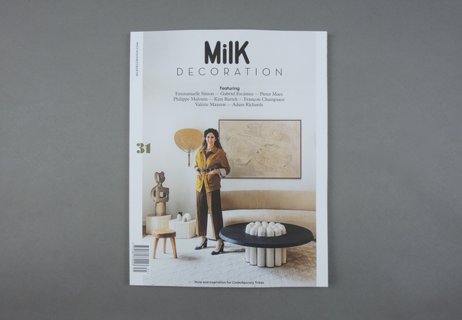 Milk Decoration # 31