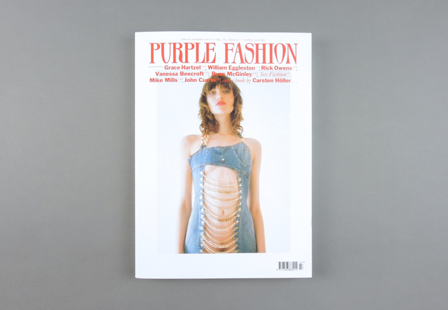 Purple Fashion Magazine # 27