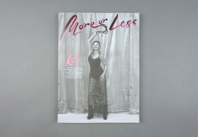 More or Less # 01