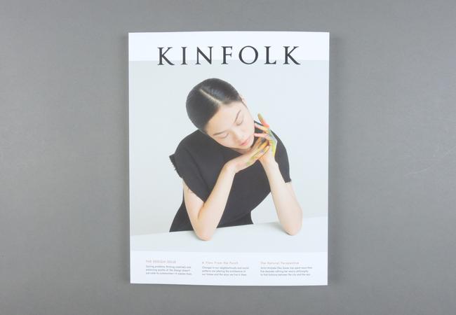 Kinfolk # 18