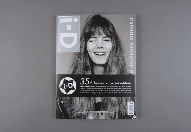 i-D # 337 The 35th Birthday Issue