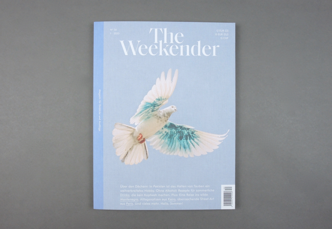 The Weekender # 34