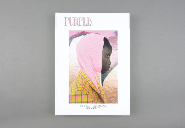 Purple Magazine # 30