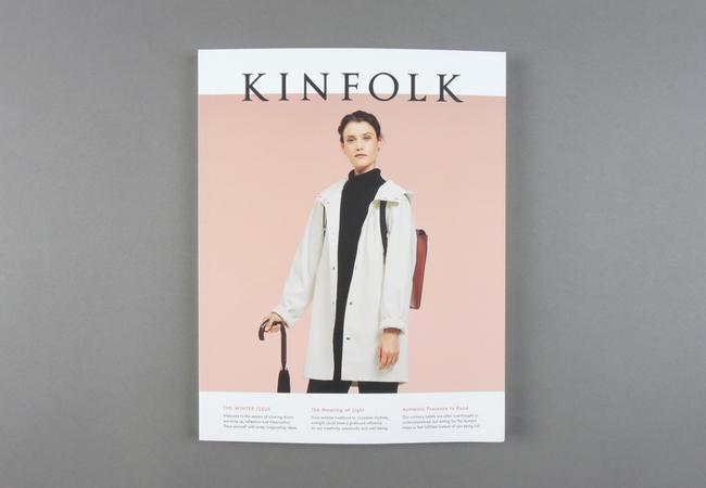 Kinfolk # 14