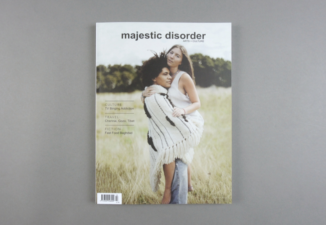 Majestic Disorder # 03