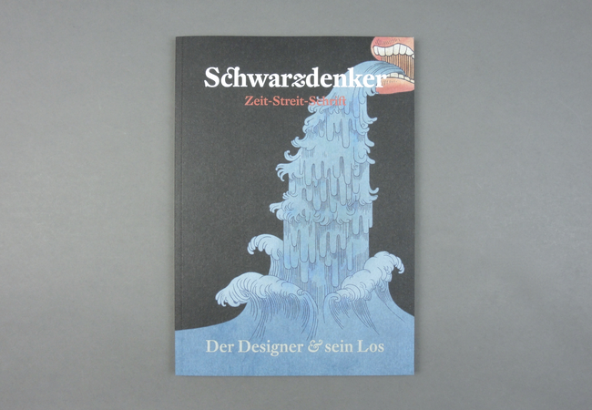 Schwarzdenker Zeit-Streit-Schrift