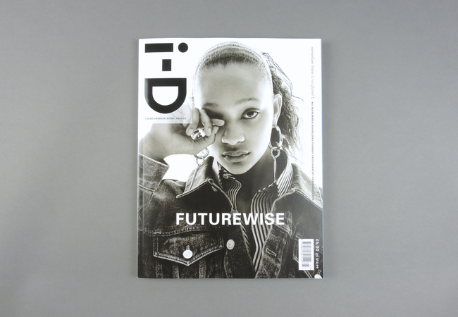 i-D # 343 The Futurewise Issue