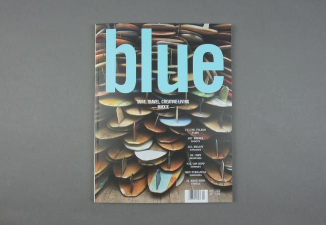 Blue 2019