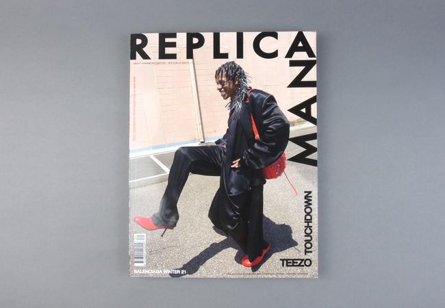 Replica Man # 09