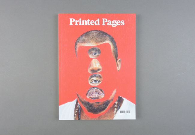 Printed Pages. A/W 2015