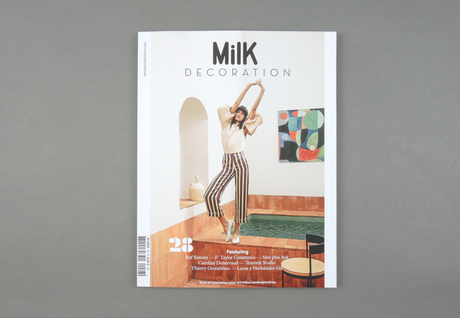 Milk Decoration # 28