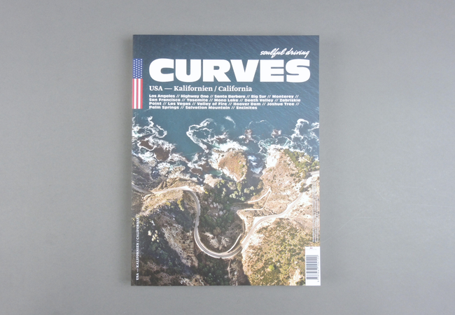 Curves. Kalifornien
