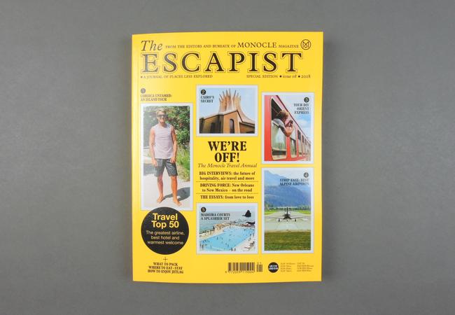 The Escapist # 08